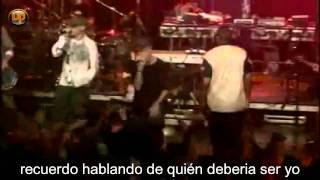 Jay-z & Linkin Park Dirt Off Your Shoulder / Lying From You Subtitulada Espa�ol