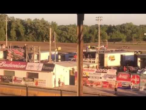 7W Purestock Feature 6-10-17 Viking Speedway Part 3