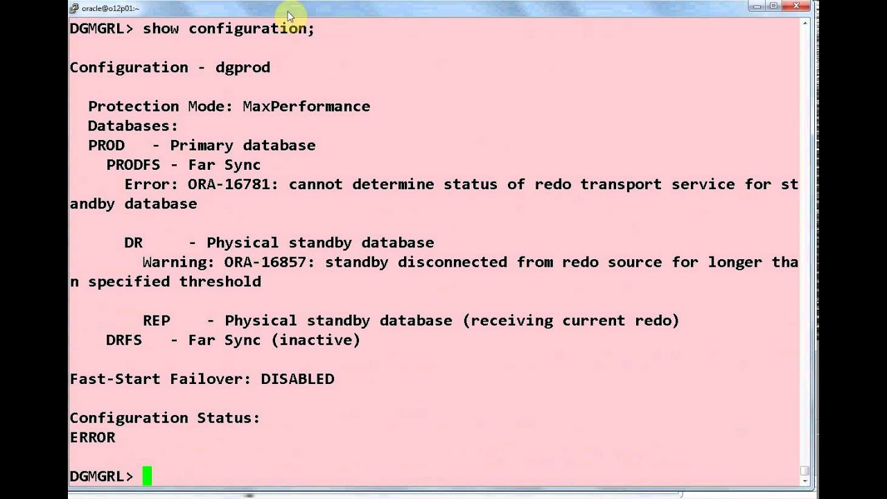 Oracle Database 12c | DBA survival BLOG | Page 4