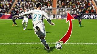 ЦЕНТРДЕН ГОЛ САЛУ ЧЕЛЛЕНДЖ ✦ ҚАҚПАШЫ НҰРБЕК ✦ FIFA 18
