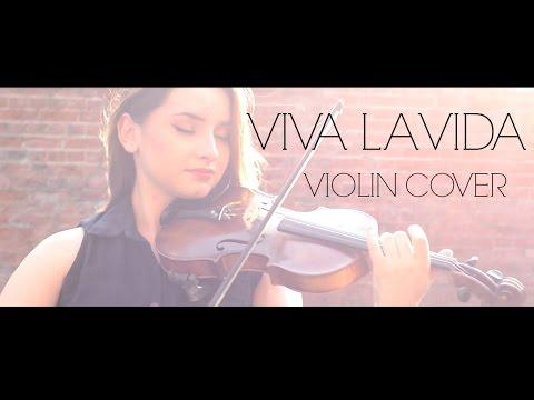 VIVA LA VIDA VIOLIN COVER (PRISCILLA MUSIC)