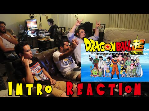 Dragon Ball Super Intro Reaction