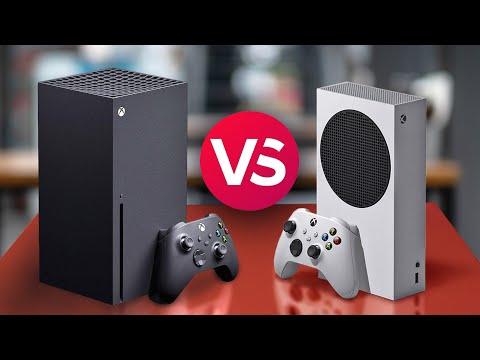 Xbox Series X vs. Xbox Series S (full comparison)