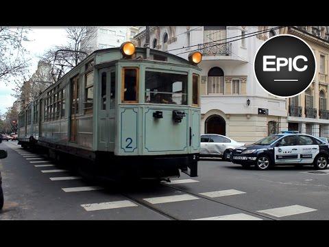 Tranvias de Buenos Aires / Tramways of Buenos Aires - Argentina (HD)
