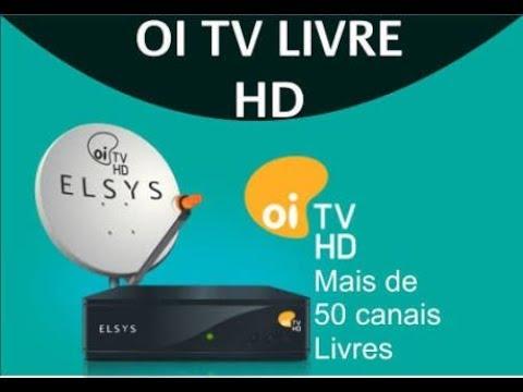 6752d7eeb2d Oi TV livre com todos os canais abertos sem pagar mensalidade - YouTube