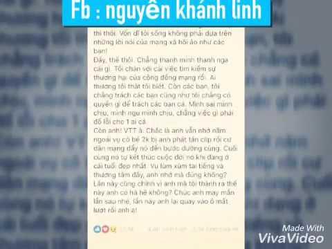 Clip Nguyễn Khánh Linh Part 2 Full Hd