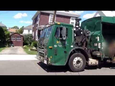 Sunrise Scavanger J709114 ~ Mack LEU McNeilus M/A MSL On Recycle In Quincy