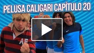 PELUSA CALIGARI CAPÍTULO 20 (serie de futbol) ◀︎▶︎WEREVERTUMORRO◀︎▶︎