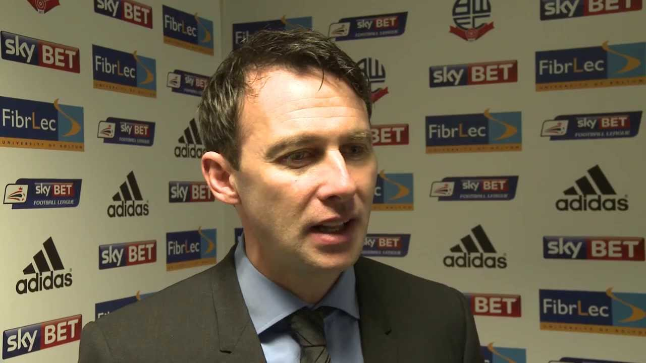 DOUGIE FREEDMAN: Manager's post-Doncaster reaction - YouTube