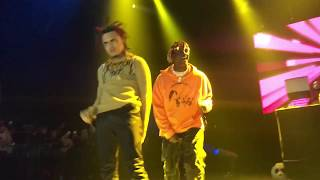 Lil Pump- Back Ft. Lil Yachty  @the Novo Los Angeles