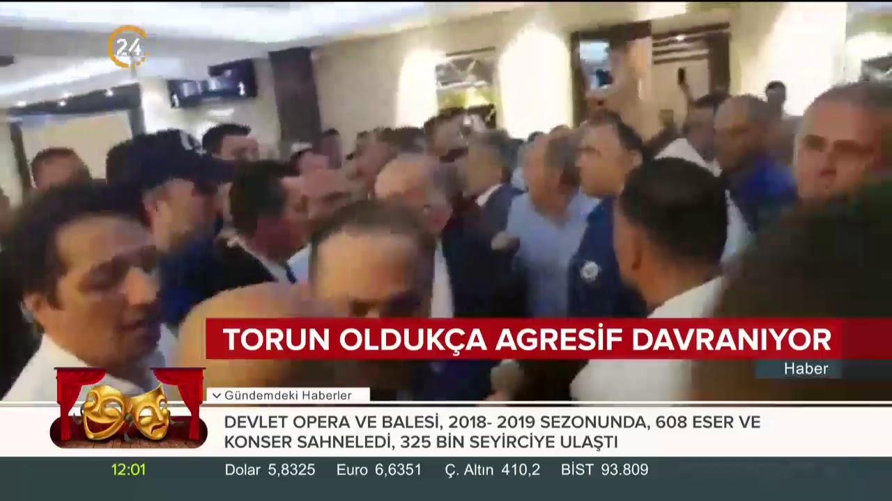 Fatih Portakal, İmamoğlu ve Ordu Valisi Görüntüleri: Ekrem İmamoğlu ve yanındakilerin Ordu Valisi&#0