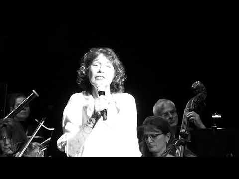 Jane Birkin 14.12.17 La Javanaise Symphonique Gainsbourg théâtre liberté Toulon