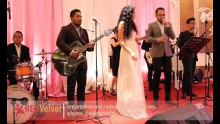 Spend My Life With you - Eric Benet & Tamia (cover) at JS LUWANSA   Red Velvet Entertainment Live