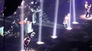 Rammstein - Mein Teil (Live) @ Arena Stožice, Ljubljana, 2013