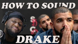 How to Sound Like Drake Vocal Effect Tutorial! FL Studio