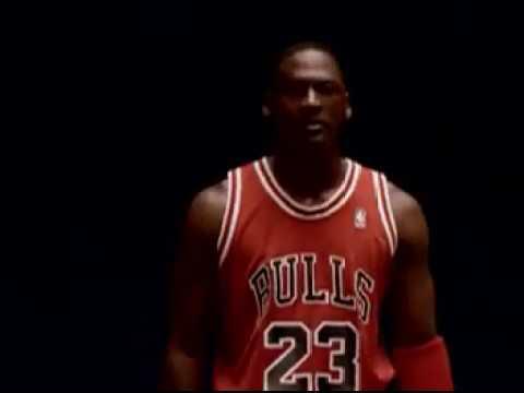 Nike Ad   Michael Jordan vs himself Pub Nike
