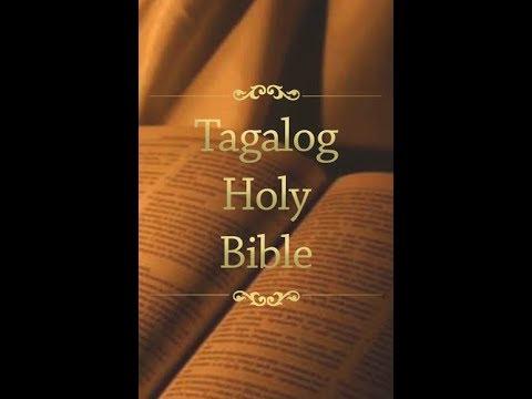 leviticus 1 AUDIO BIBLE TAGALOG