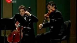 Shanghai Quartet Beethoven Op. 18 No. 6 mvt 4