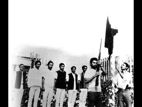 ABC News _ 26th March 1971  Hoisting of SWADHIN BANGLA Flag