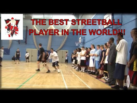 THE BEST STREETBALL PLAYER IN THE WORLD!!!!! PART 1