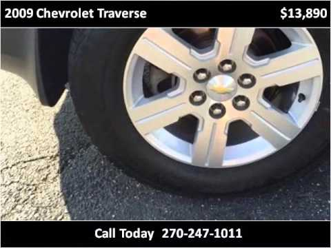 2009 chevrolet traverse used cars mayfield ky youtube for Seay motors mayfield ky