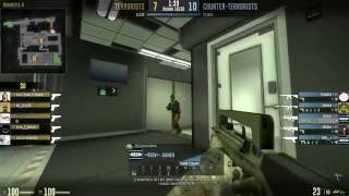 CS:GO Famas Spray Down