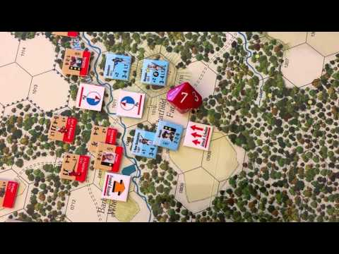 Thinking Of Playing: Great Battles of the American Revolution - Saratoga - 3