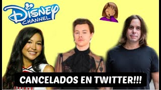 DISNEY CHANNEL, DROSS Y HARRY STYLES fueron CANCELADOS en Twitter!!!
