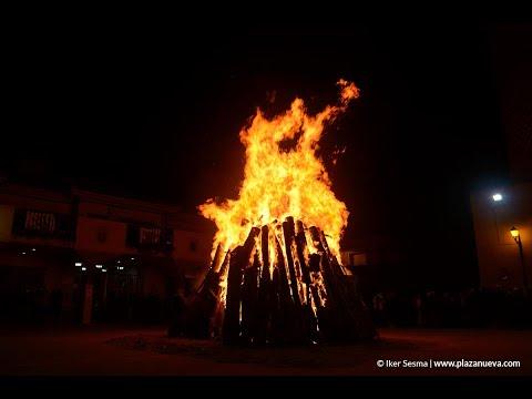 Fiestas de San Antón 2020 en Cadreita