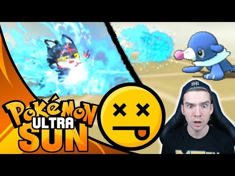 THIS BATTLE IS IMPOSSIBLE! Pokemon Ultra Sun Let's Play Walkthrough Episode 3