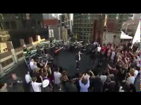 Eminem and jay z perform renegade on rooftop in new york city eminem and jay z perform renegade on rooftop in new york city david letterman youtube malvernweather Choice Image