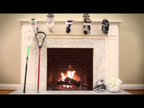 The Total Lacrosse Fireplace
