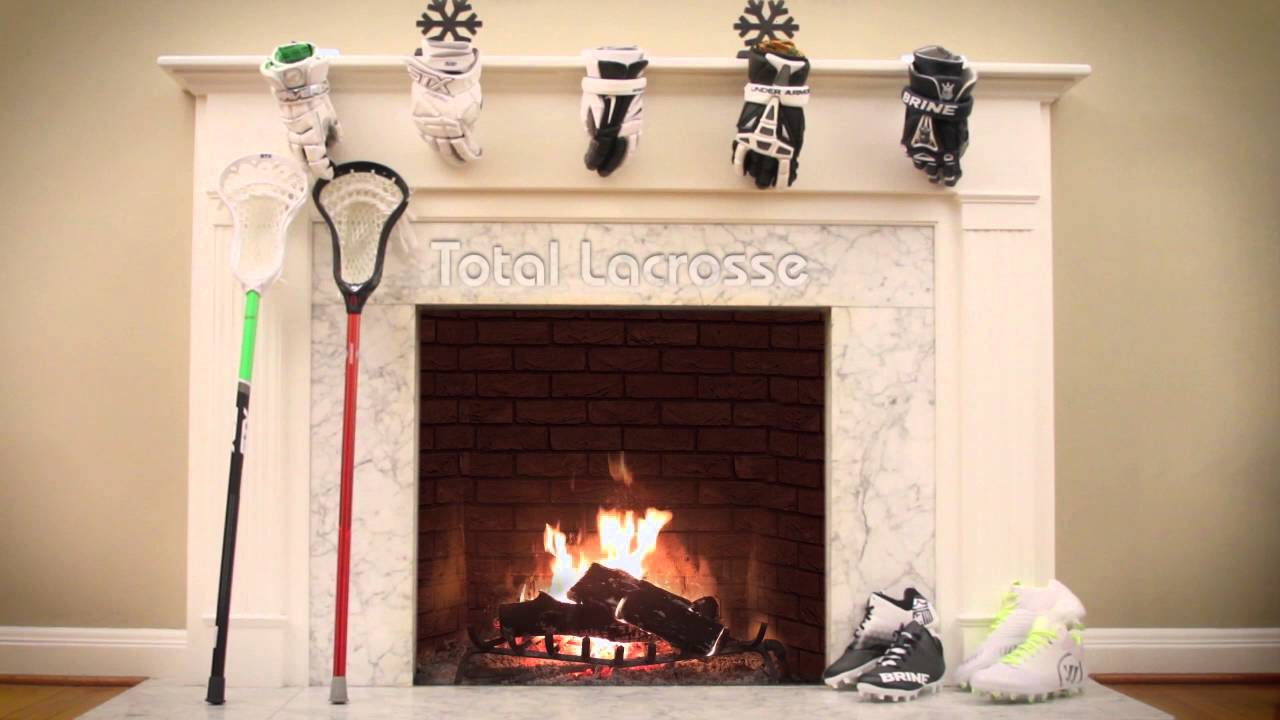 Enjoy the season with the Total Lacrosse fireplace! Shop for lacrosse equipment http://www.totallacrosse.com Subscribe to TotalLacrosseTV http://www.youtube....