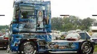 Wytuningowane Ciężarówki