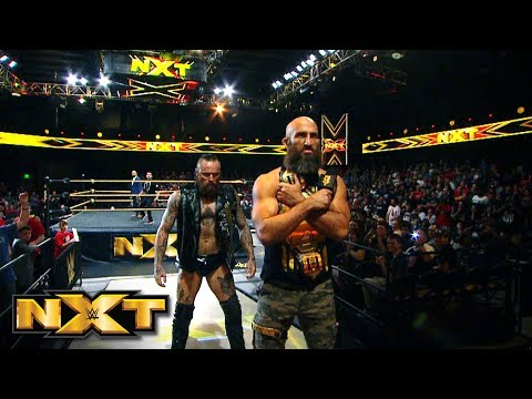 Black promises to make Ciampa\'s NXT Title reign fade to black: WWE NXT, Jan. 23, 2019