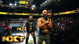 Black promises to make Ciampa's NXT Title reign fade to black: WWE NXT, Jan. 23, 2019
