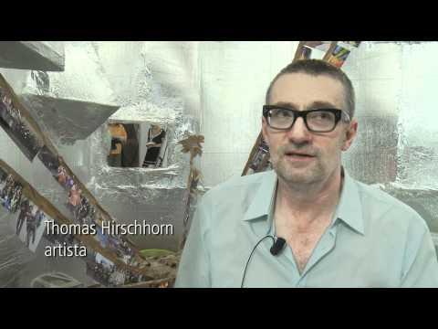 Art Biennale 2011 - Thomas Hirschhorn