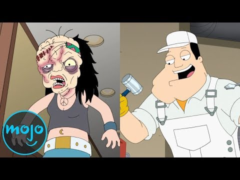 Top 10 Times American Dad Went Too Far