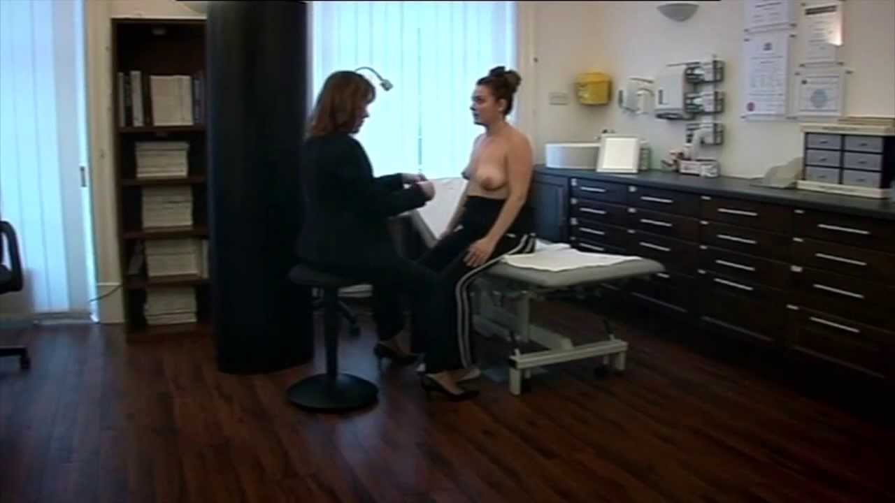 Huge breast exam — photo 8