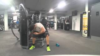 Download Video Work out for upper chest, sholder and bisup MP3 3GP MP4