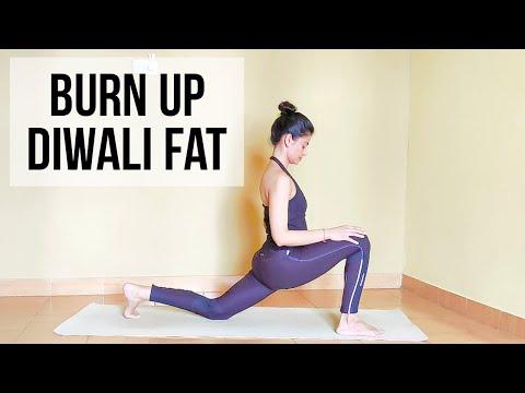 Burn Up Diwali Fat l Archie's Yoga