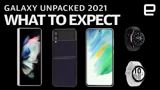 What to expect at Samsung Galaxy Unpacked 2021