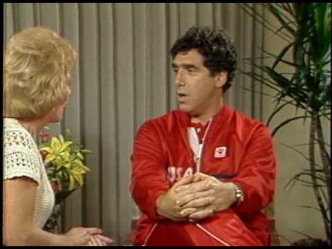 with Elliott Gould