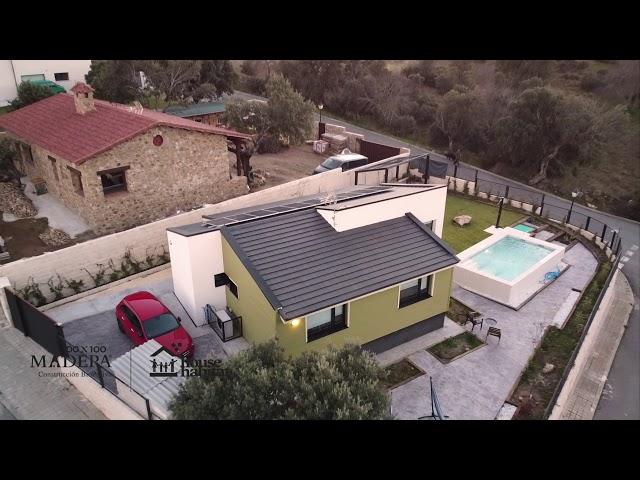 Casa BioPasiva 80m2 Guadalix de La Sierra