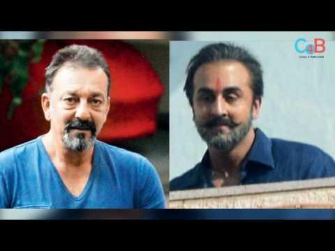 SHOCKING TRANSFORMATION of Ranbir kapoor as Sanjay Dutt