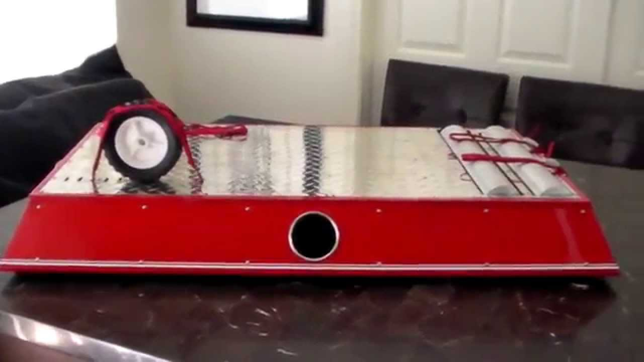 1 4 Scale Amp 1 5 Scale Rc Car And Truck Roller Dyno Test