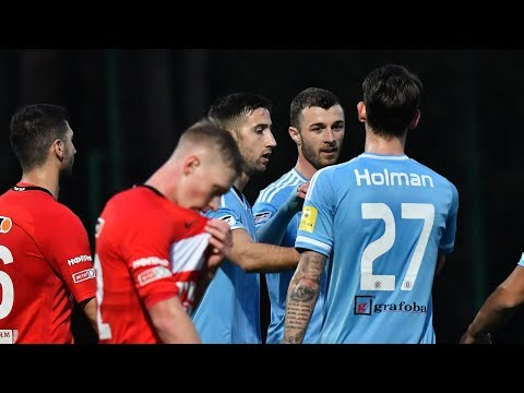Spartak Moskva – ŠK Slovan Bratislava 1:3