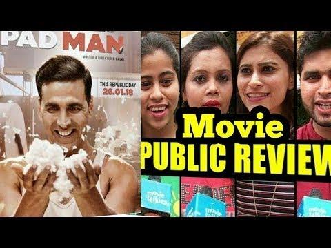 PADMAN Movie Public Review   First Day First Show   Akshay Kumar, Sonam Kapoor, Radhika Apte