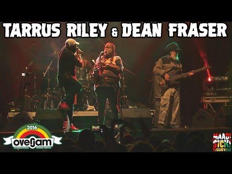 Tarrus Riley with Dean Fraser - She's Royal / Good Girl Gone Bad @OverJam Reggae Festival 2016