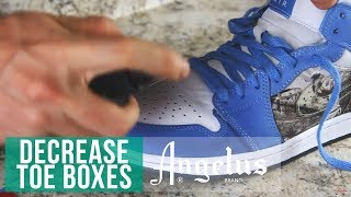 How to Decrease Shoes | Angelus Shoe Stretch
